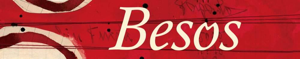 """Nueva edición del poemario ilustrado """"Besos"""", de Txabi Arnal Gil y Julio Antonio Blasco"""