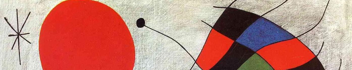 Inspirados por Miró, en el Centro Niemeyer