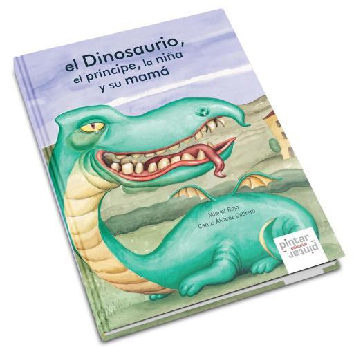 El dinosaurio, el príncipe, la niña y su mamá [1]