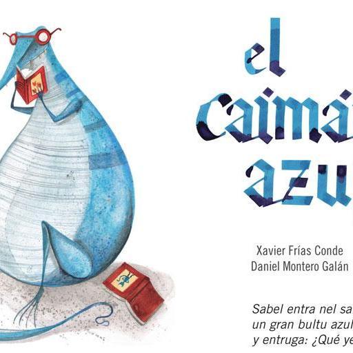 El caimán azul (n'asturianu) [2]