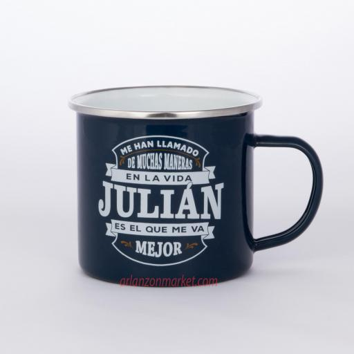 Taza vintage JULIAN