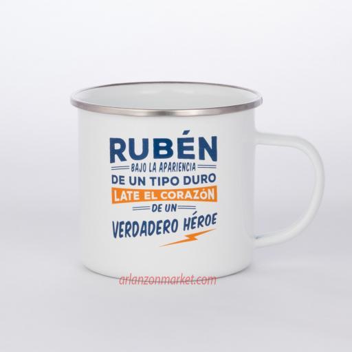Taza vintage RUBEN