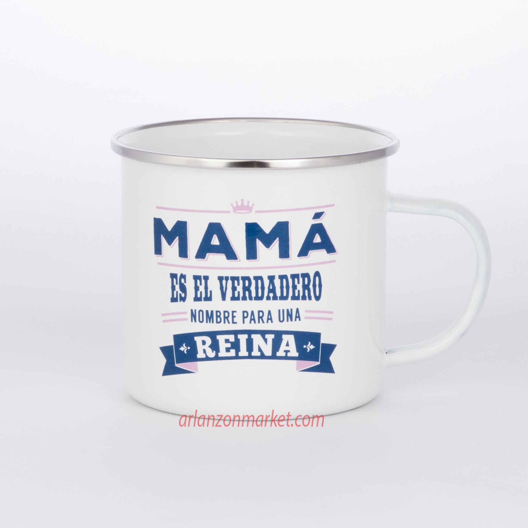 Taza vintage MAMÁ