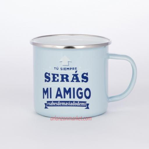 Taza vintage AMIGO