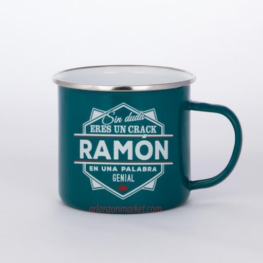 Taza vintage RAMON