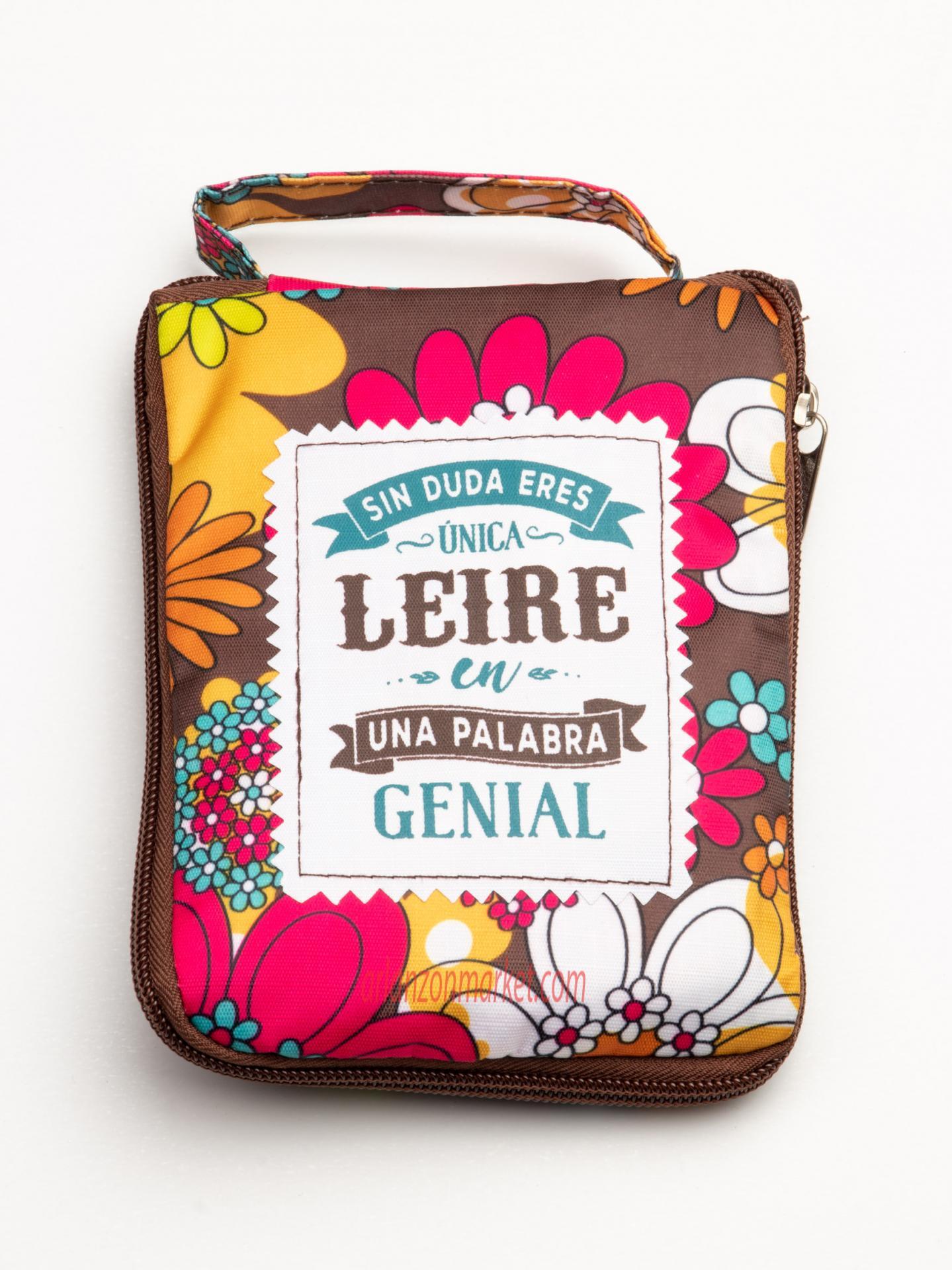 Bolsa con mensaje LEIRE