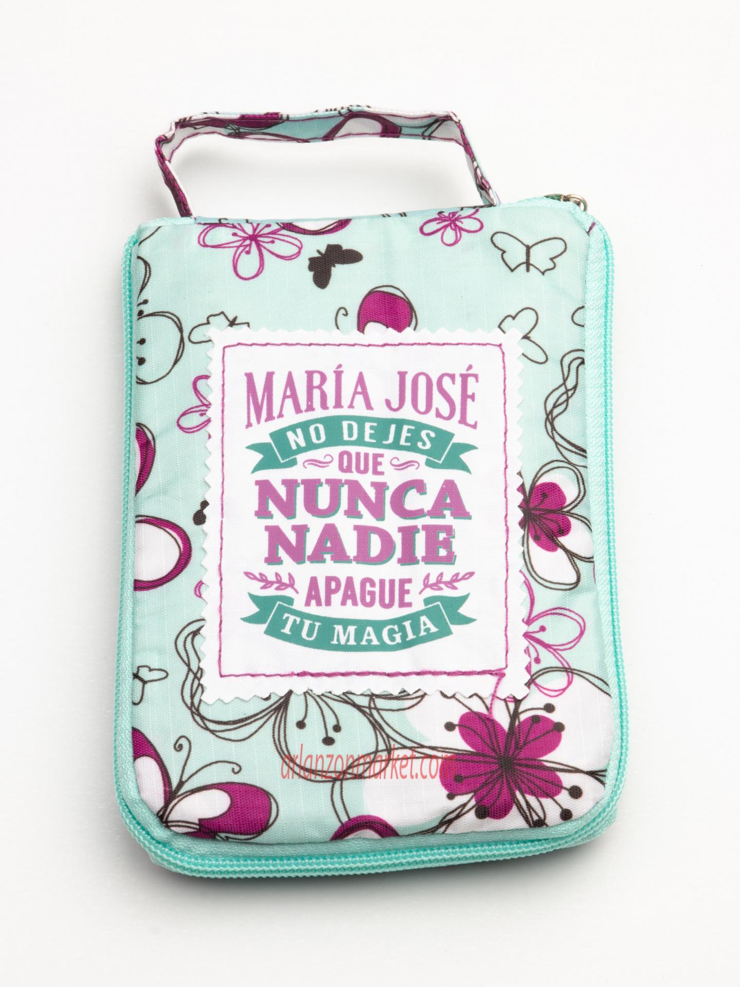 Bolsa con mensaje  MARIA JOSE