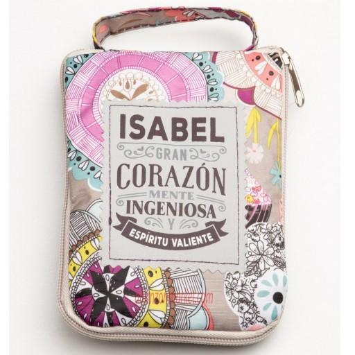Bolsa con mensaje  ISABEL [0]