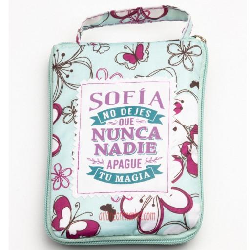 Bolsa con mensaje  SOFIA [0]