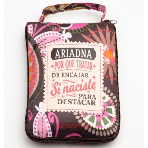 Bolsa con mensaje  ARIADNA