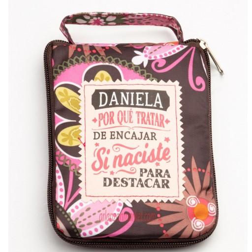 Bolsa con mensaje  DANIELA