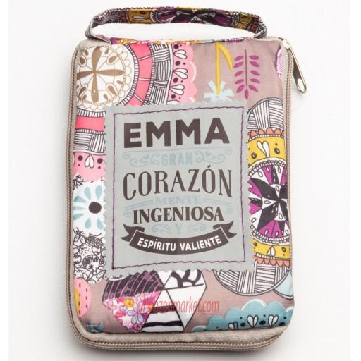 Bolsa con mensaje  EMMA