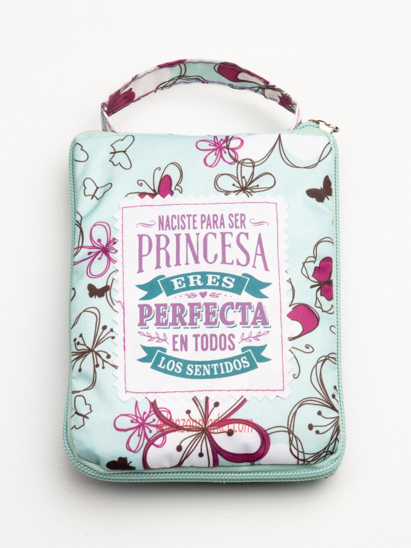 Bolsa con mensaje  PRINCESA