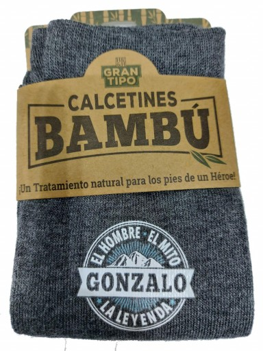 Calcetines bambú para GONZALO