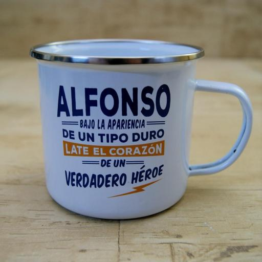Taza vintage ALFONSO [0]