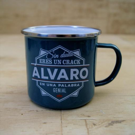 Taza vintage ALVARO [0]