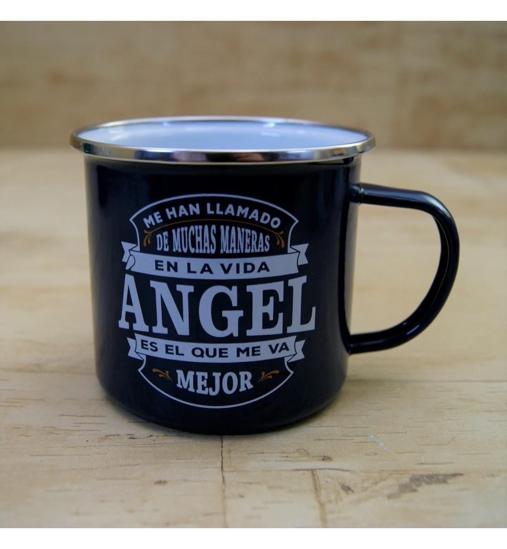 Taza vintage ANGEL