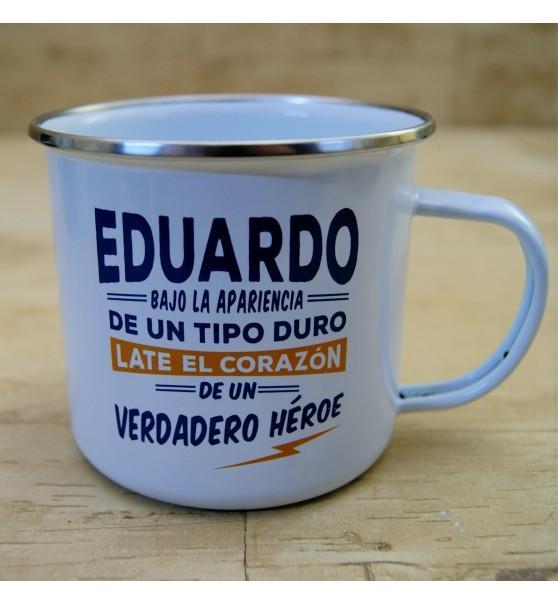 Taza vintage EDUARDO