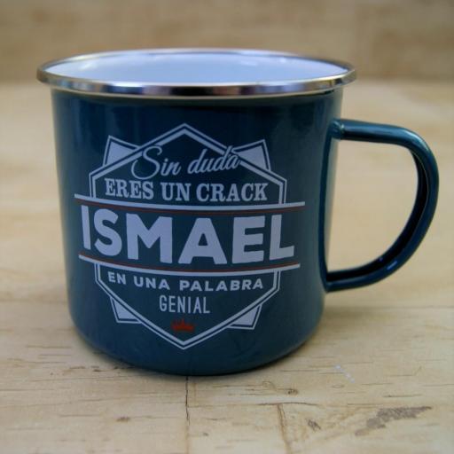 Taza vintage ISMAEL