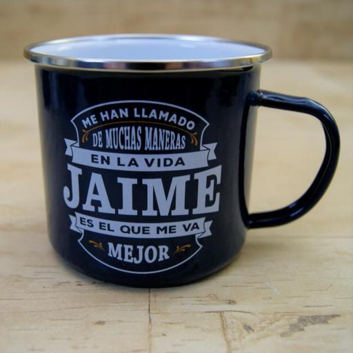 Taza vintage JAIME
