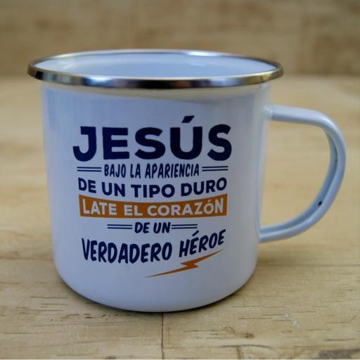 Taza vintage JESÚS