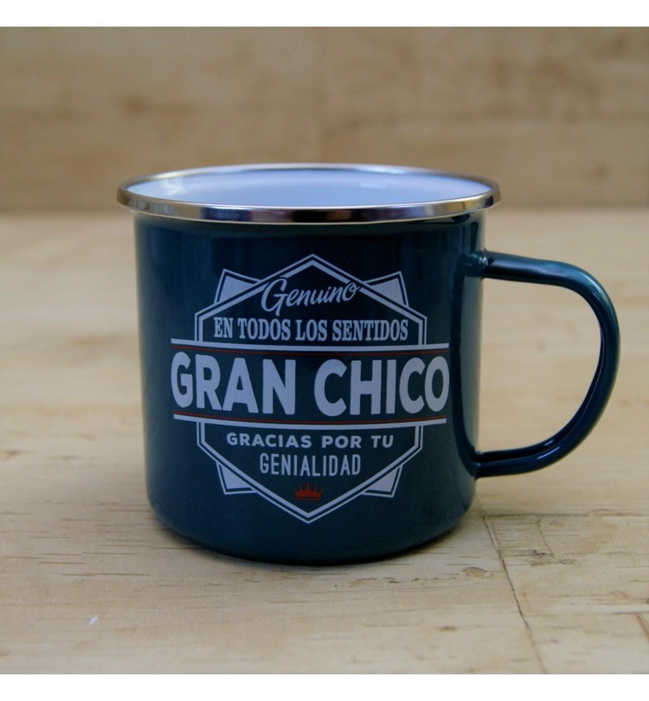 Taza vintage GRAN CHICO