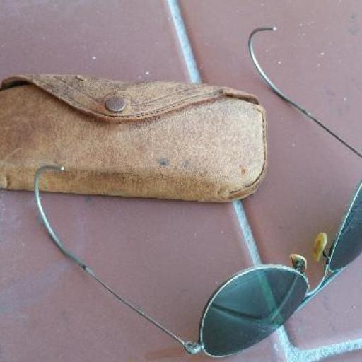 Gafas tipo Militar, USA / WWII [1]