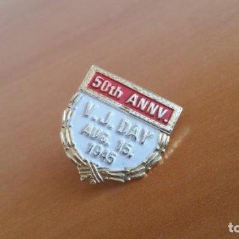 Pin VJDay, USA / WWII