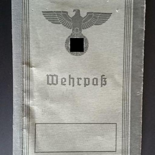 Documentos Personales, Alemania / WWII