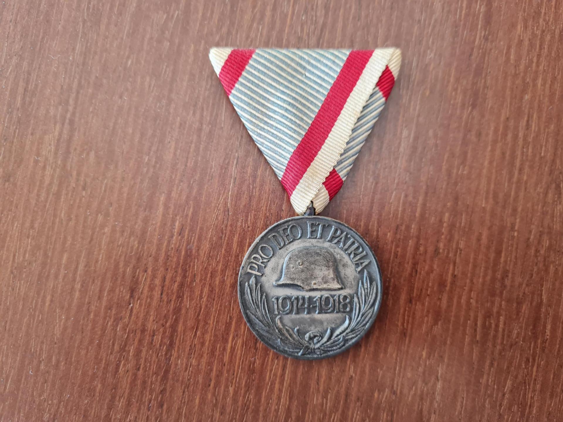 Medalla Militar, Alemania / WWI