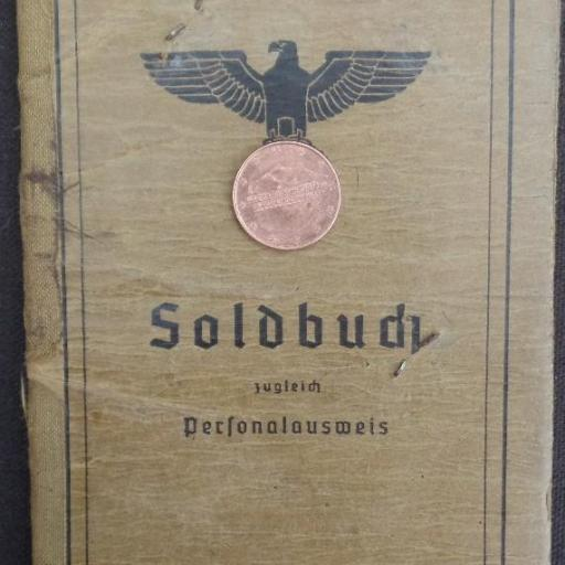 Documentos Personales, Alemania / WWII