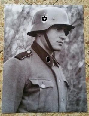 Fotografías soldado, Alemania / WWII