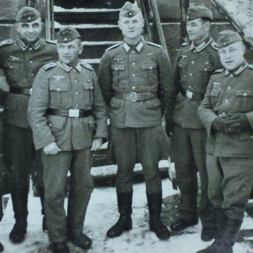 Equipamiento Personal Militar, Alemania / WWII [1]