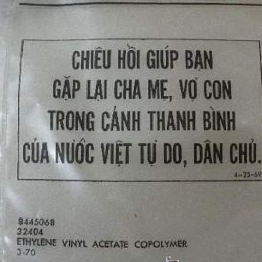 Accesorios Militares, USA / Vietnam [1]