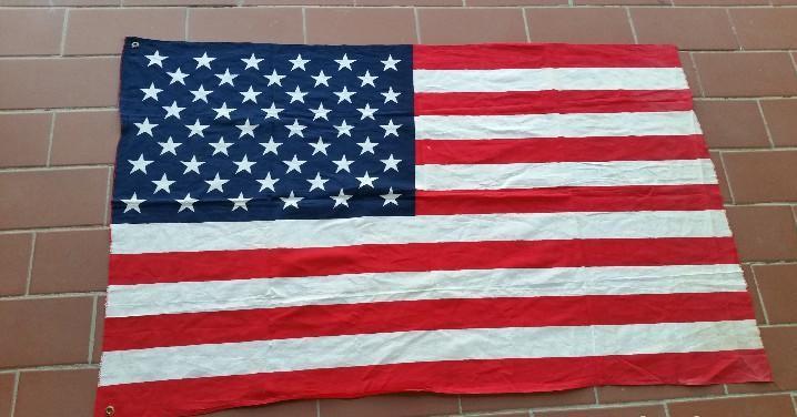 Bandera Militar, USA