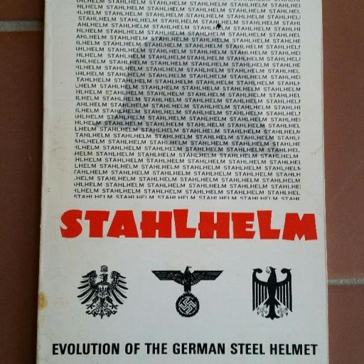 Libro Cascos, Alemania / WWII