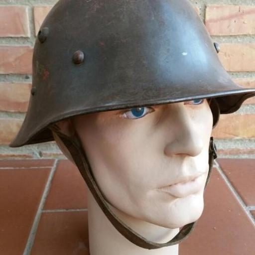 Casco Militar, Bulgaria / WWII