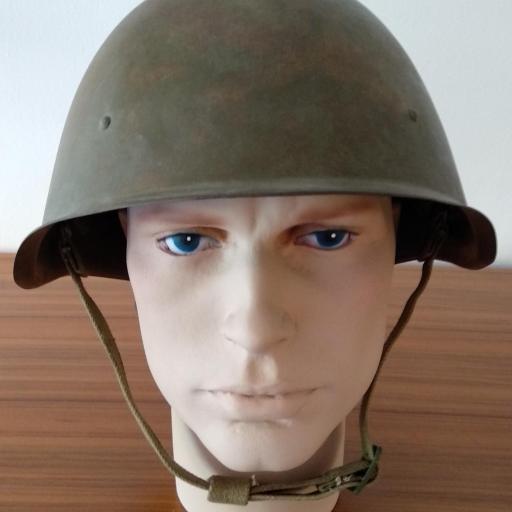 Casco Militar, URSS / WWII