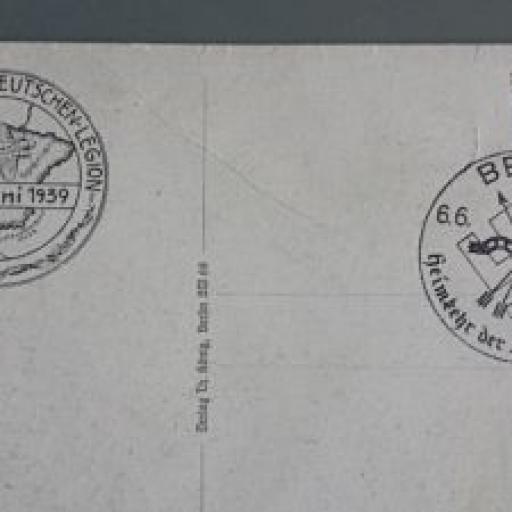 Tarjeta Postal, España / Guerra Civil [3]