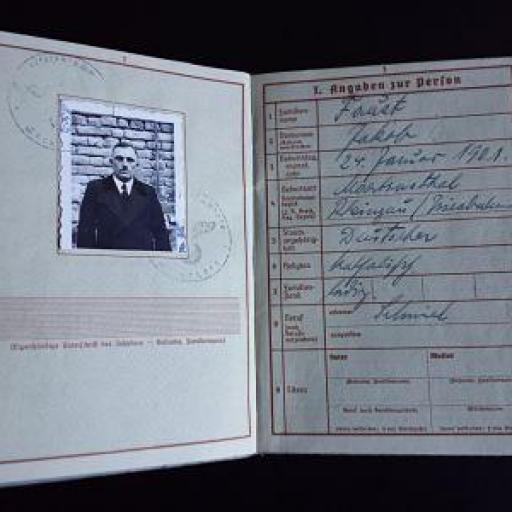 Documento militar, Alemania / WWII [3]