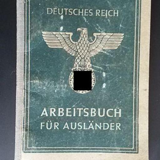 Documentos Personales, Alemania / WWII [2]