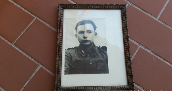 Fotografía soldado, Alemania / WWII