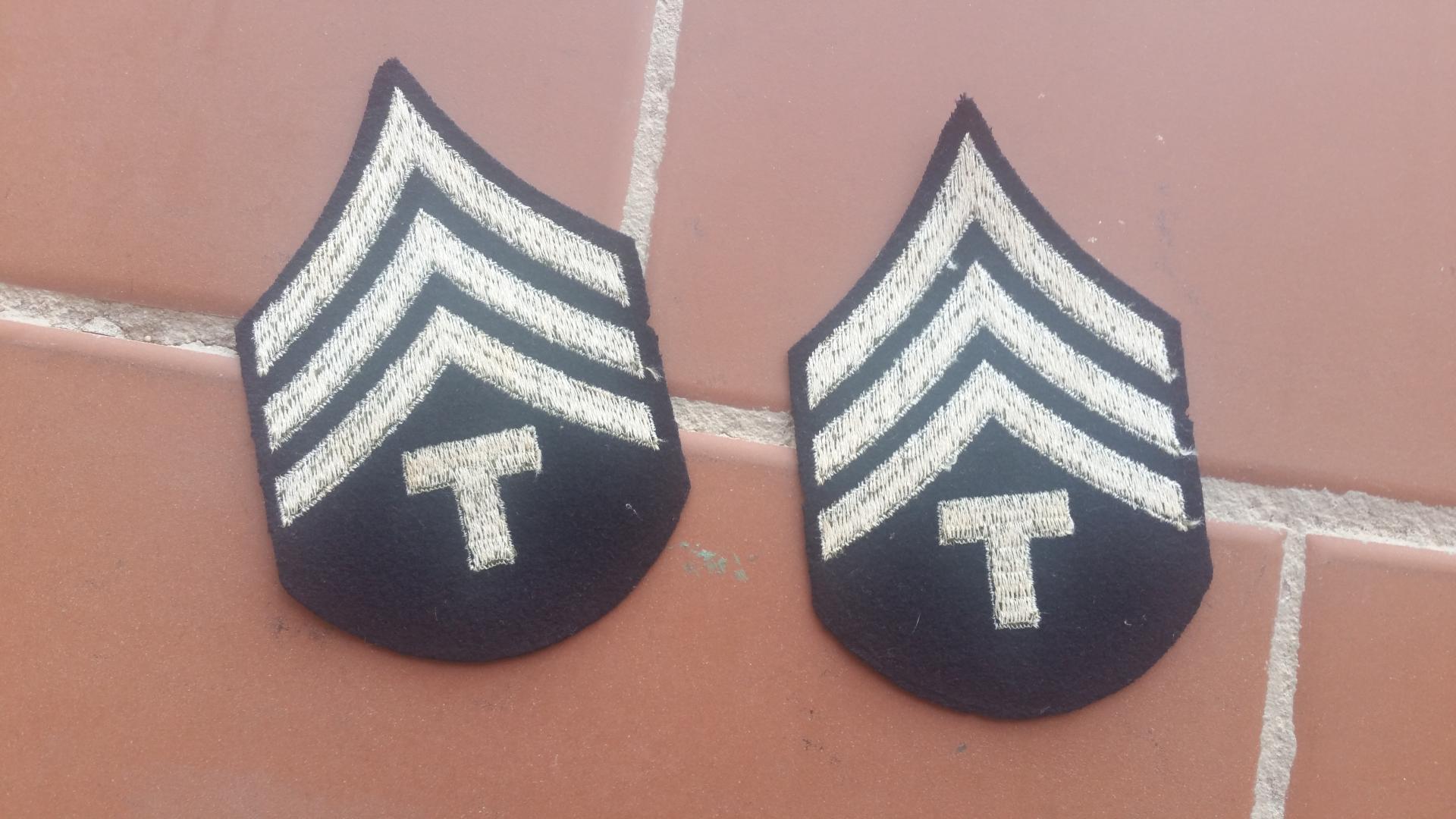Insignias Militares, USA