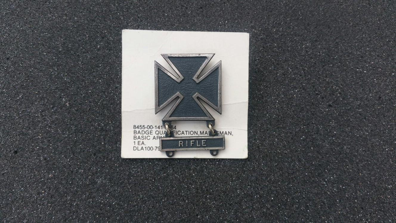 Emblema Militar, USA / 1979