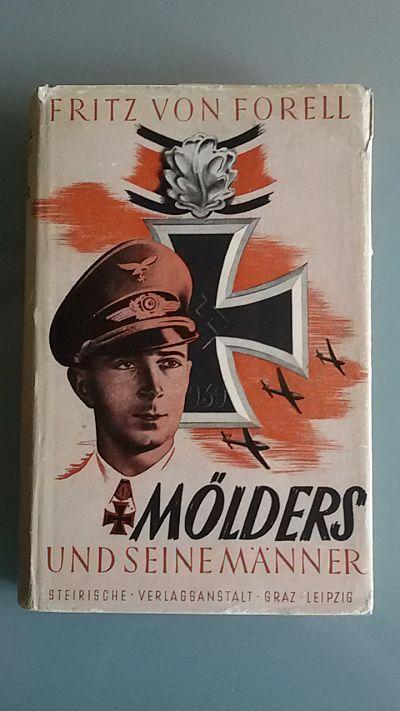 Werner Mölders, Alemania / WWII