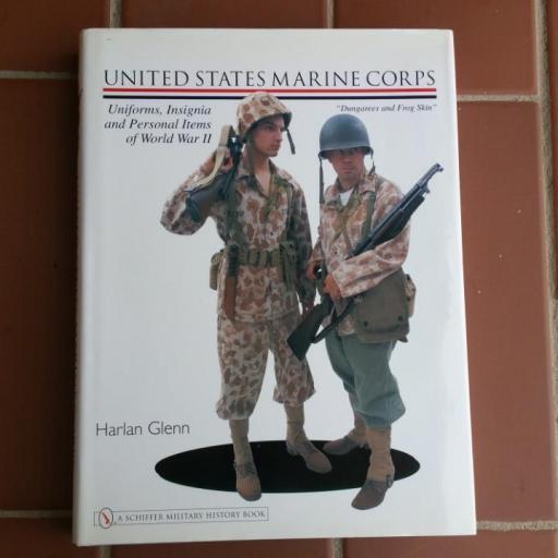 Libro Militar, USA / WWII