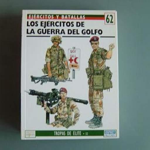 Libro Militar, Guerra del Golfo