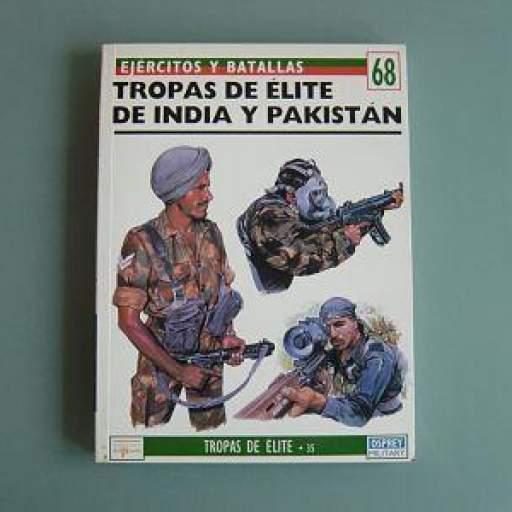 Libro Militar, India y Pakistán