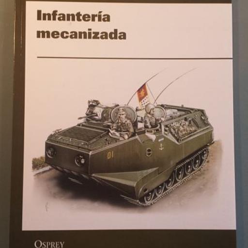 Libro Militar, Infantería Mecanizada