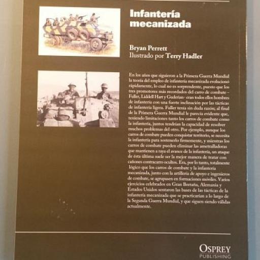 Libro Militar, Infantería Mecanizada [1]
